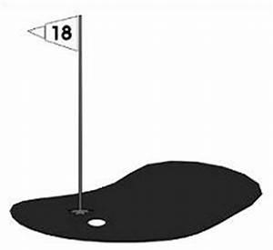 Golf Course Flag Clip Art (20+)
