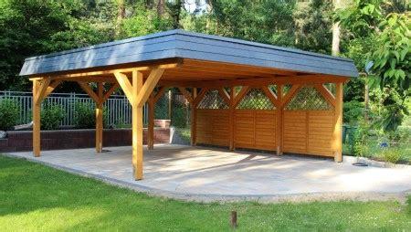 Ihr Holzbau Profi Für Carport, Terrassenüberdachung