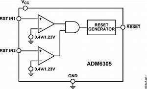 Adm6305 Datasheet And Product Info