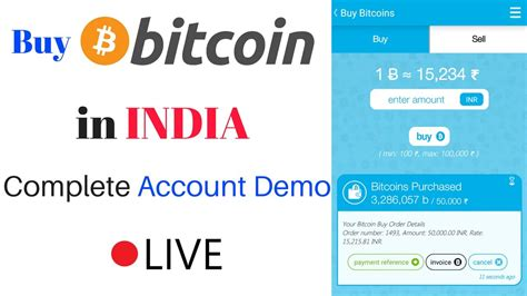 Our mission is to give working people a simple. Hindi - How to Buy Bitcoin in India? Bitcoin Trading in India? Zebpay Bitcoin App - YouTube