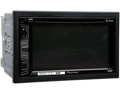 pioneer avh x490dab pioneer avh x490dab car stereo with bluetooth din