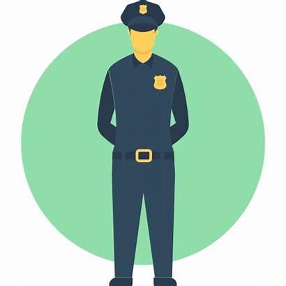 Policeman Icon Icons