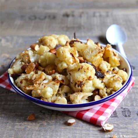 cuisine choux de bruxelles chou fleur rôti au four sauce au sésame