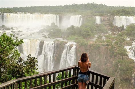 Breathtaking Iguazu Falls - Argentina & Brazil |South America