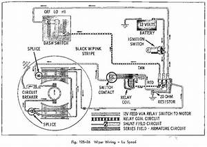 Wiper Wiring Diagram Of 1966 Oldsmobile 33 Through 86