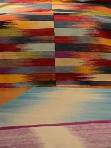 fabrication d39un tapis atelier du tapis With tapis kilim avec bout de canapé marbre