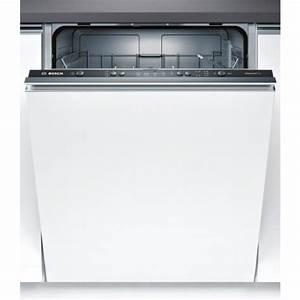Lave Vaisselle Integrable Bosch : lave vaisselle full int grable bosch smv25ax00e ~ Melissatoandfro.com Idées de Décoration