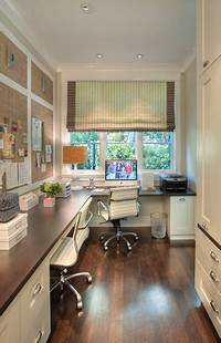 home office layout 20 Amazing Home Office Design Ideas - Style Motivation