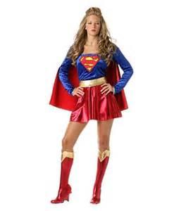 Cute Superwoman Halloween Costume