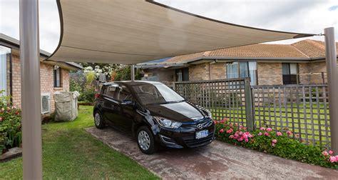Car Shade by Car Shade Sails Outdoor Living