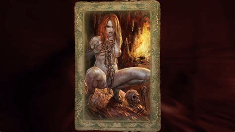 Turn the tide of battle with the strongest gwent cards in the witcher 3. The Witcher: Abigail romance card - YouTube