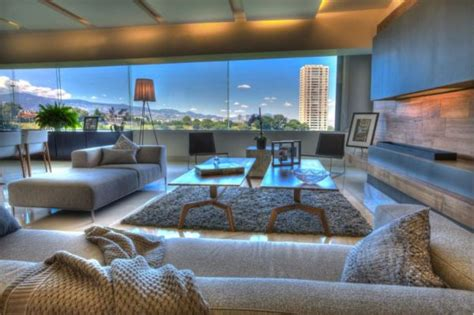 Lavish Interior And Lovely Views Shape P-901 Residence In
