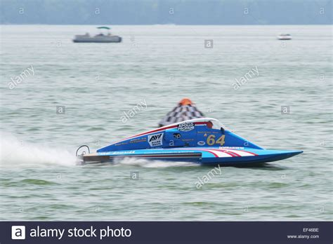 Hydroplane Boat by Boat A64 Class A 2 5 Liter Modified Hydroplane Boat