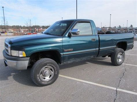 how petrol cars work 1997 gmc 1500 club coupe seat position control find used 1997 dodge 2500 4x4 diesel 5 speed 133k runs and drives fine ready for work in north