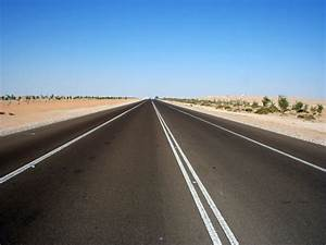Did You Know That Why This Roads Have Yellow And White