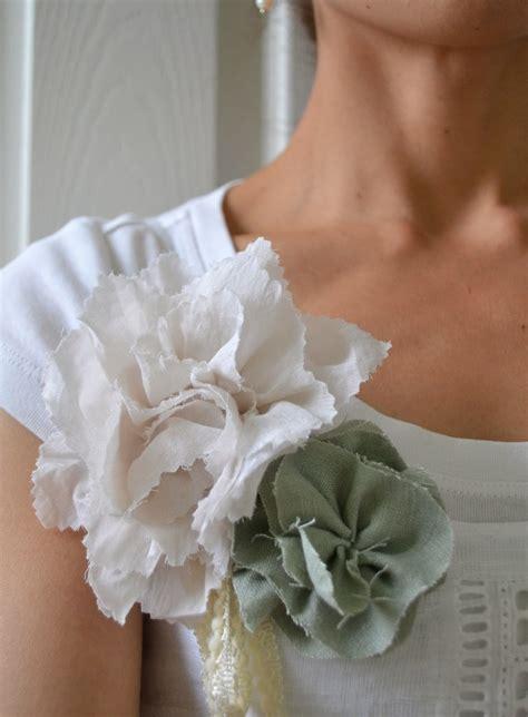 statement diy fabric flowers allfreesewingcom