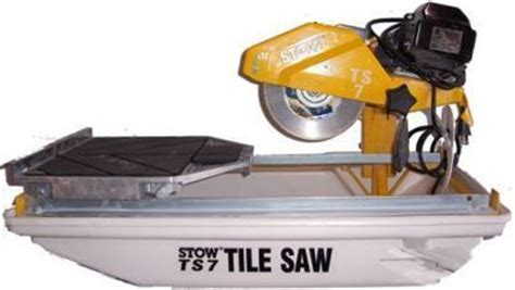 ceramic tile saw 7 quot wet michiana tool and party rental