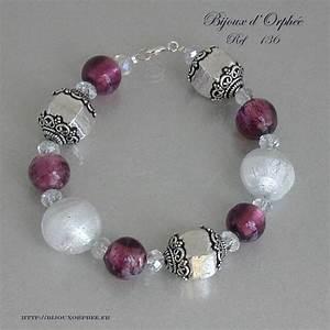 bracelet fantaisie creation perles guillochees en argent With creation de bijoux