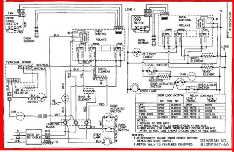 wiring schematic oven wiring diagram get free image about