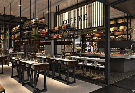 open kitchen trend  restaurants suppliers