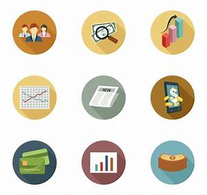 Financial Icons - 857 free vector icons