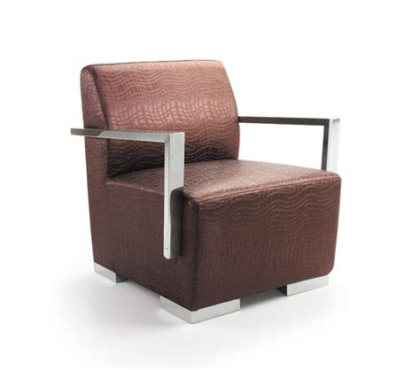 dreamfurniture ec 013 modern leather lounge chair
