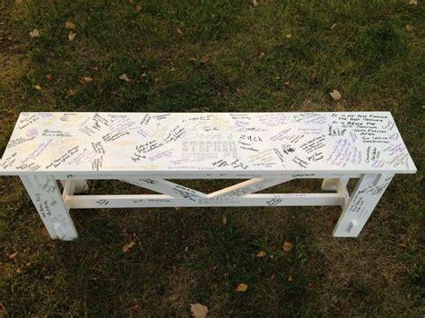 Best 25 Wedding Bench Ideas On Pinterest Outdoor