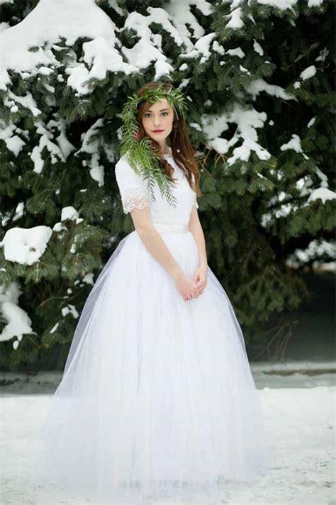 Organic Rustic Winter Wedding Inspiration