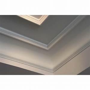 Corniche Plafond Platre : moulure en platre platre pinterest platre plafond et haussmanien ~ Voncanada.com Idées de Décoration