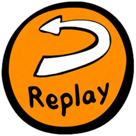 15226 replay button png play again button png www pixshark images