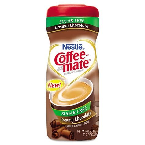 You can still use some sweet alternatives such as edge, firefox and chrome. Nestle - Sugar Free Coffee Mate Powder - Creamy Chocolate ...