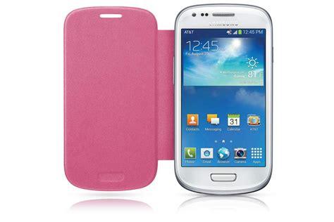 Samsung Galaxy S3 Mini Case S View Flip Cover