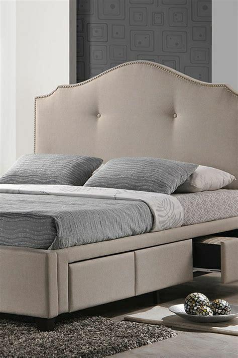 Exquisit Vintage Schlafzimmer Bett Mit Schubladen Praktisch Und Modern