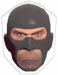 Image Gallery spy mask
