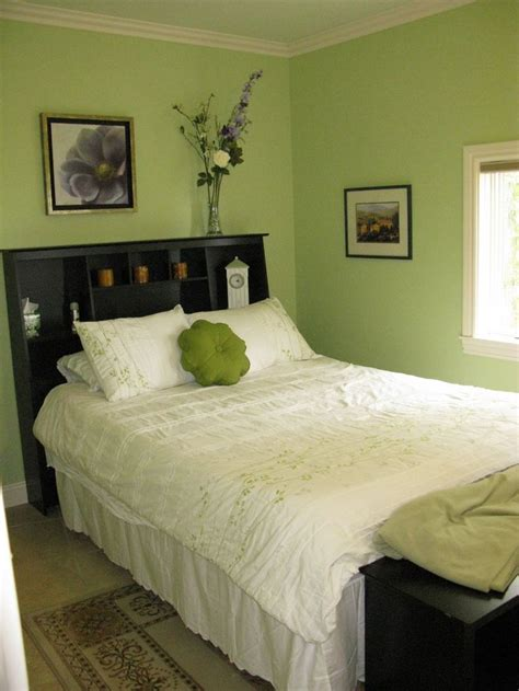 Small Guest Bedroom Ideas by Small Simple Green Guest Bedroom Design Ideas For Our