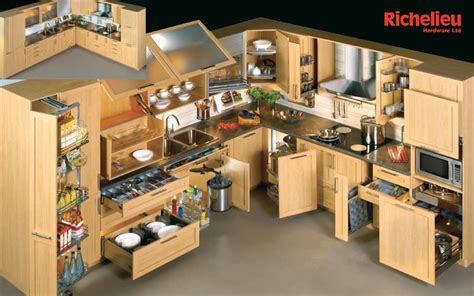 Cabinet Interior Organizers by Kitchen Cabinet Accessories To Increase Functionality