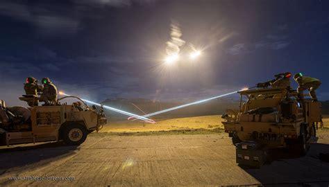 Night-firing exercise with British Jackal | Strategic ...