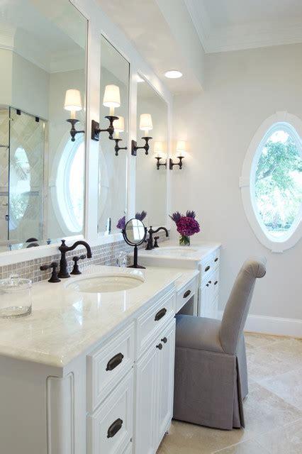 bathroom marble vanities mirror lowes vanity sit down lights room bronze rubbed oil bathrooms bath powder makeup oval modern wall