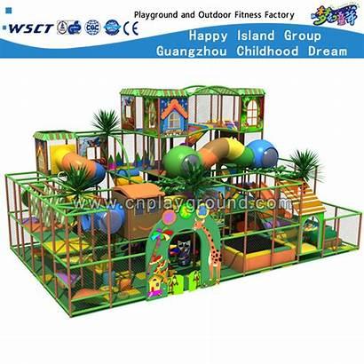 Forest Indoor Playground Park Theme Amusement