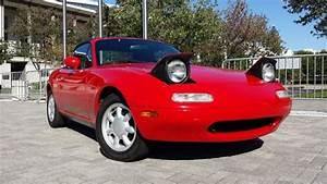 The Mazda Miata That Found Its Way Home  Time Machine Test