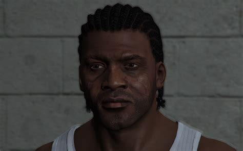 chiseled grizzled face for all hairstyles beards gta5