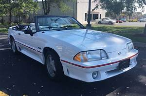 1990 Ford Mustang GT Convertible for sale #86734 | MCG
