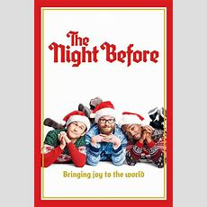 The Night Before (2015)  Posters — The Movie Database (tmdb
