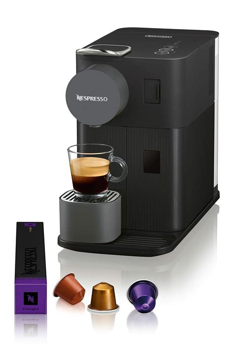 A wide variety of coffee machines with milk frother options are available to you, such as function, power source, and warranty. Nespresso by De'Longhi EN500B Lattissima One Original Espresso Machine with Milk Frother by De ...