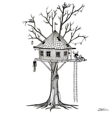 Tree House Living  Jonas Claesson