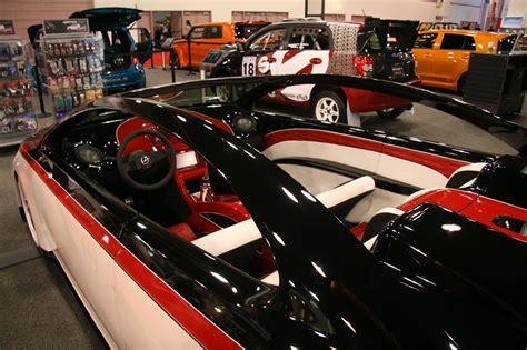 Sema Scions Tremek Car Videos Street Car Drag Racing