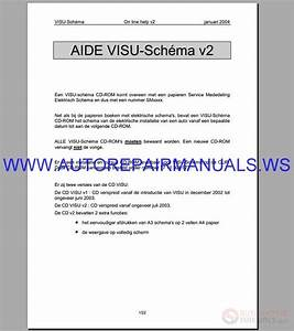 Renault Twingo X44 Nt8311 Disk Wiring Diagrams Manual 01