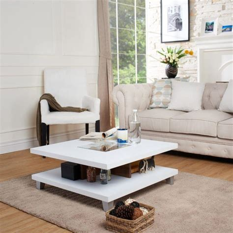 Where else would you keep your tv remote control for easy access, or set your drink (on a coaster, of course) while watching your favorite shows? 20 Of The Most Stylish Contemporary Coffee Tables - Housely
