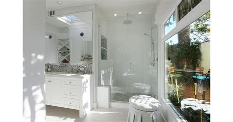 Can I Shower With A Ton In - kesha s bathroom includes a spa style shower and tons of