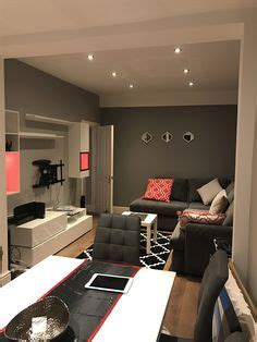 image result  dulux warm pewter  living room